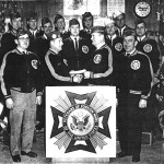 The original charter members of VFW Post 7294